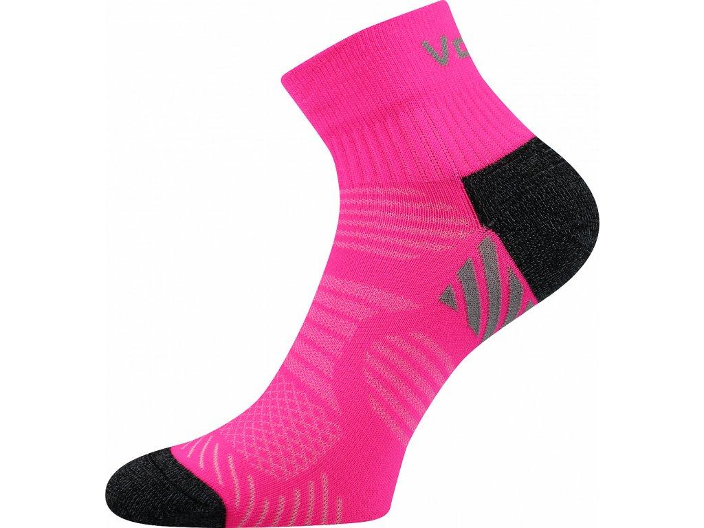 Ponožky voxx Raymond růžové