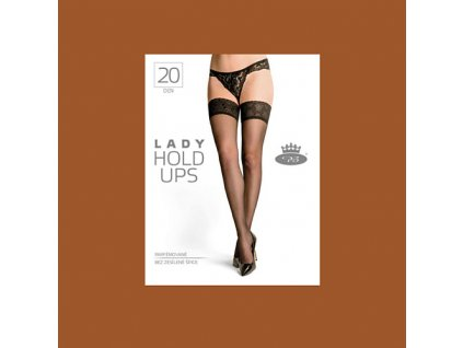 Lady hold ups opal web