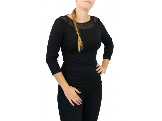Halenka Elain černá
