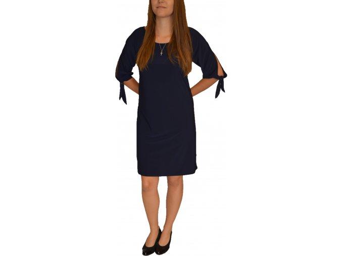 Šaty Elain tmavě modré