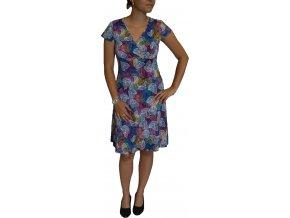 Šaty UOMO & DONNA barevné