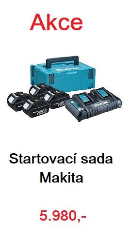 Startovací sada Makita