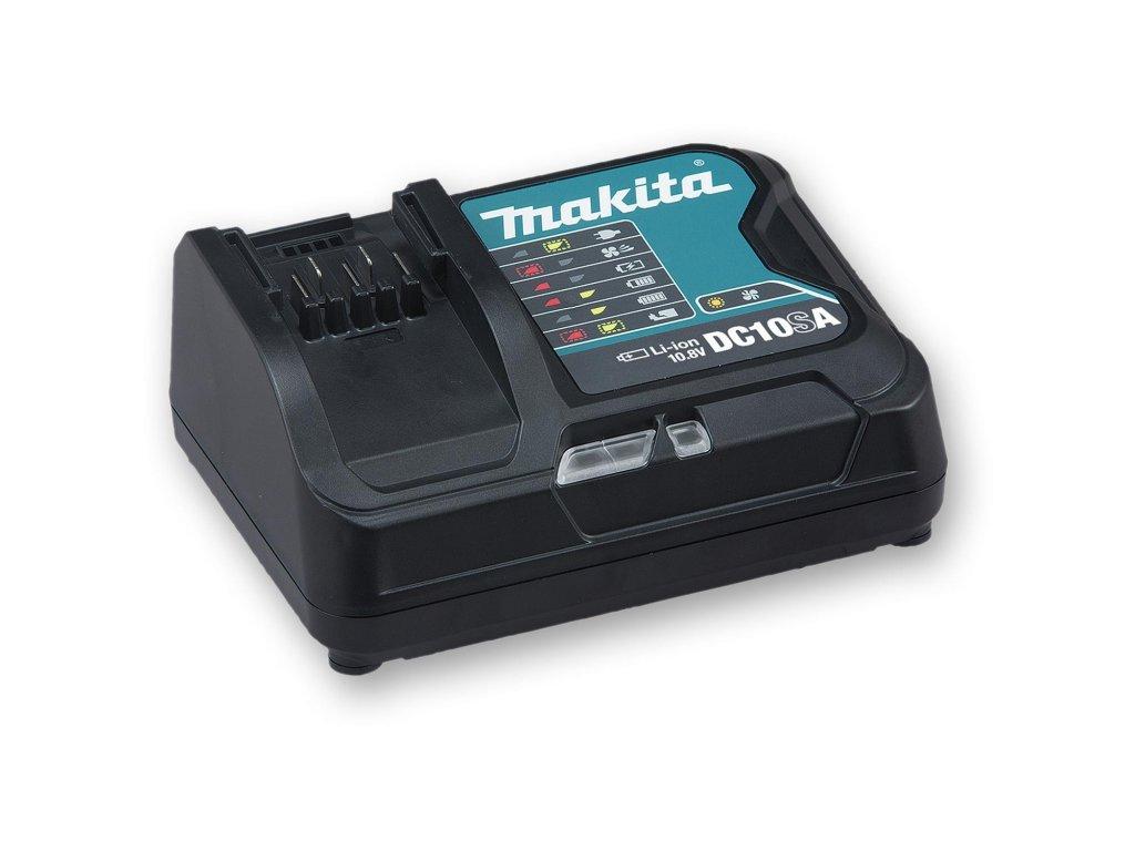 Rychlonabíječka Makita DC10SA
