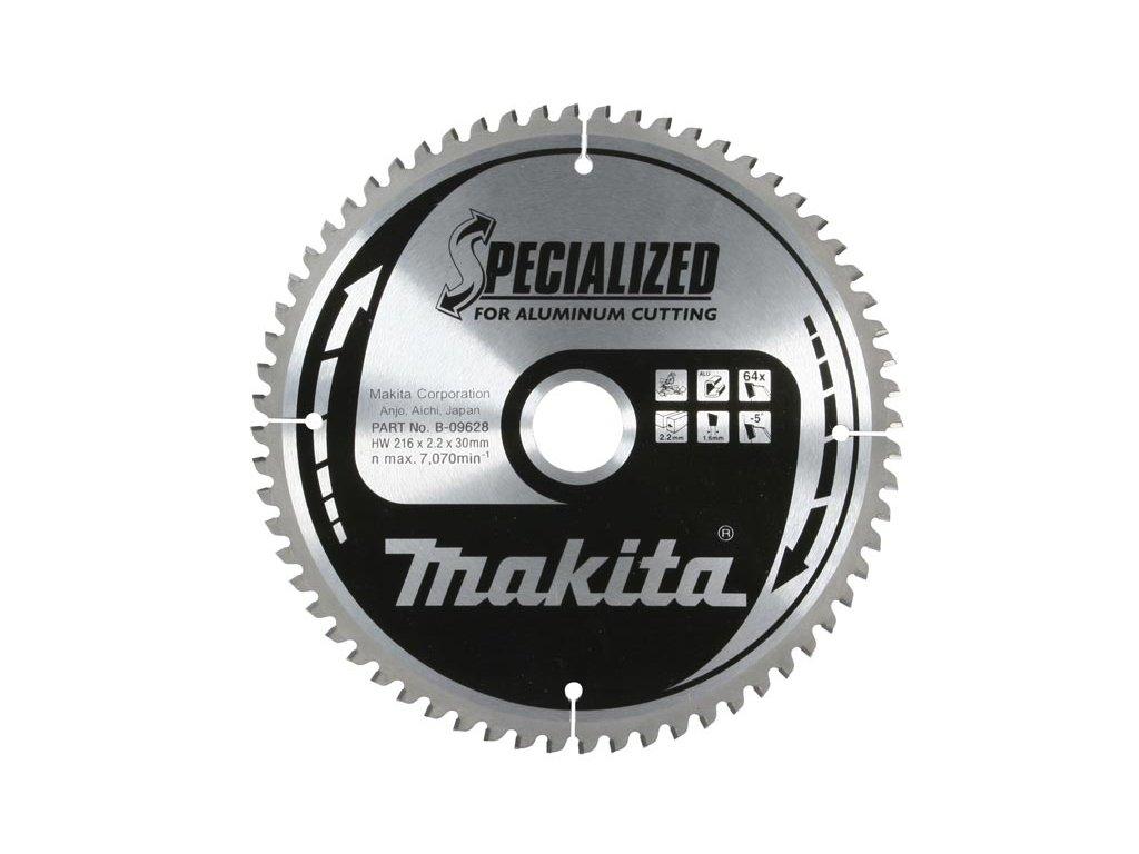 Pilový kotouč pro řezání hliníku Makita 250x30mm, 100zubů ( P )