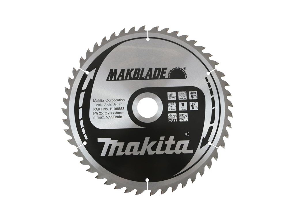 MAKBLADE pilový kotouč Makita 250x30mm, 72zubů ( P )