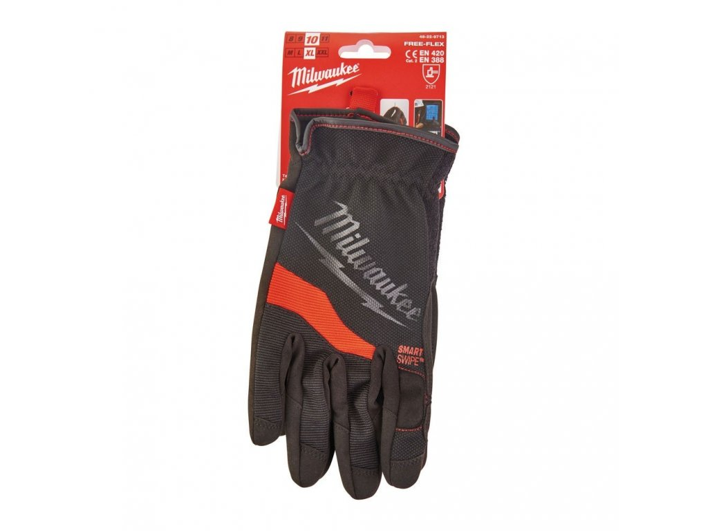 Milwaukee pracovní rukavice FREE-FLEX