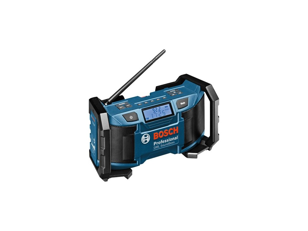 Rádio BOSCH GML 14,4/18 SoundBoxx 0601429900