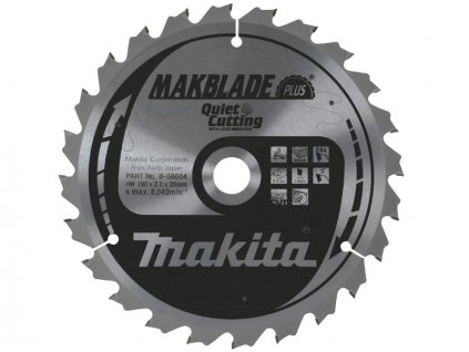 MAKBLADE Plus pilový kotouč Makita 355x30mm, 80zubů ( P )