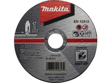 Řezný kotouč na hliník Makita