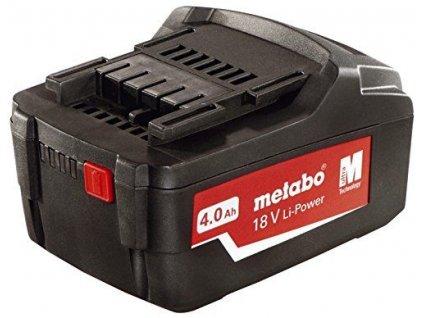 AKUMULÁTOROVÝ ČLÁNEK METABO 18 V, 4,0 AH, LI-POWER (625591000)
