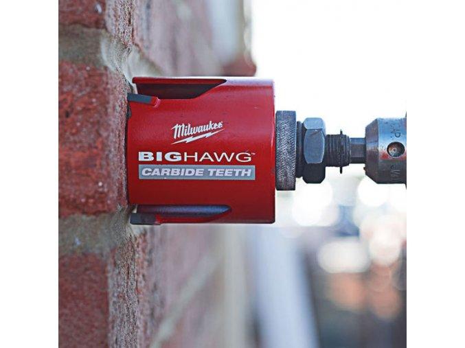 KRUHOVÁ PILKA BIG HAWG™ MULTIMATERIÁL Milwaukee