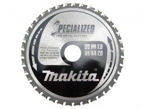 Pilový kotouč na řezání tenké měkké oceli Makita 305x25,4mm, 78zubů
