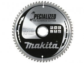Pilový kotouč pro řezání hliníku Makita 200x30mm, 64zubů ( S )