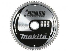 Pilový kotouč pro řezání hliníku Makita 260x30mm, 100zubů ( P )