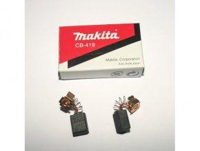 Uhlíky Makita CB-419