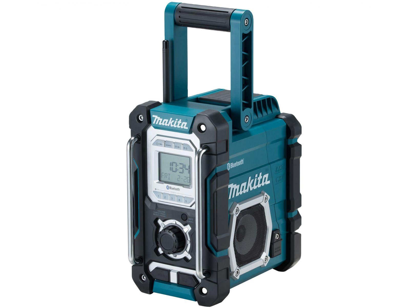Aku stavební rádio Makita DMR108