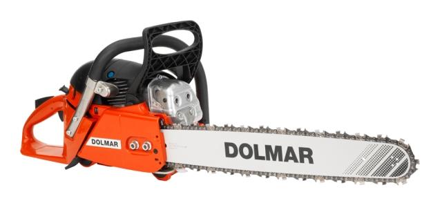 """Benzinová pila Dolmar PS-7910 4,6kW, 50cm, 3/8"""""""