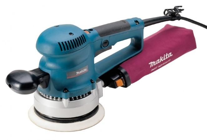 Excentrická bruska s regulací Makita BO6030J 150mm, 310W