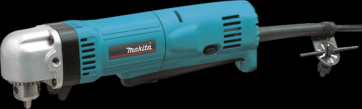 Úhlová vrtačka Makita DA3010F 1-10mm, 450W