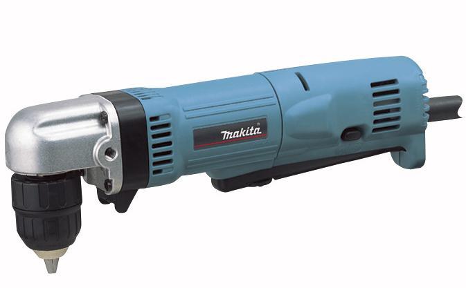 Úhlová vrtačka Makita DA3011F 1-10mm, 450W