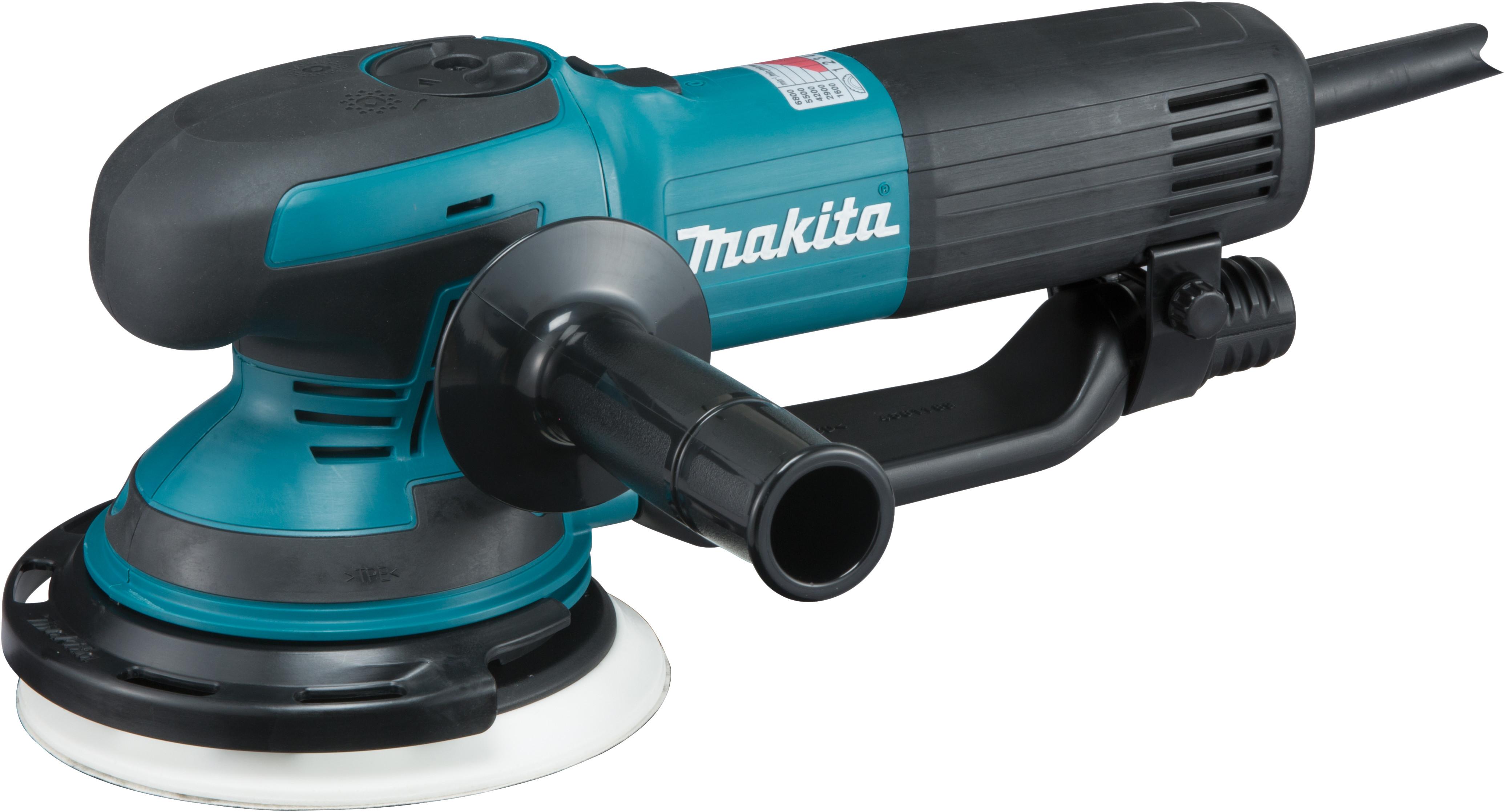 Univerzální bruska s regulací Makita BO6050J 150mm, 750W