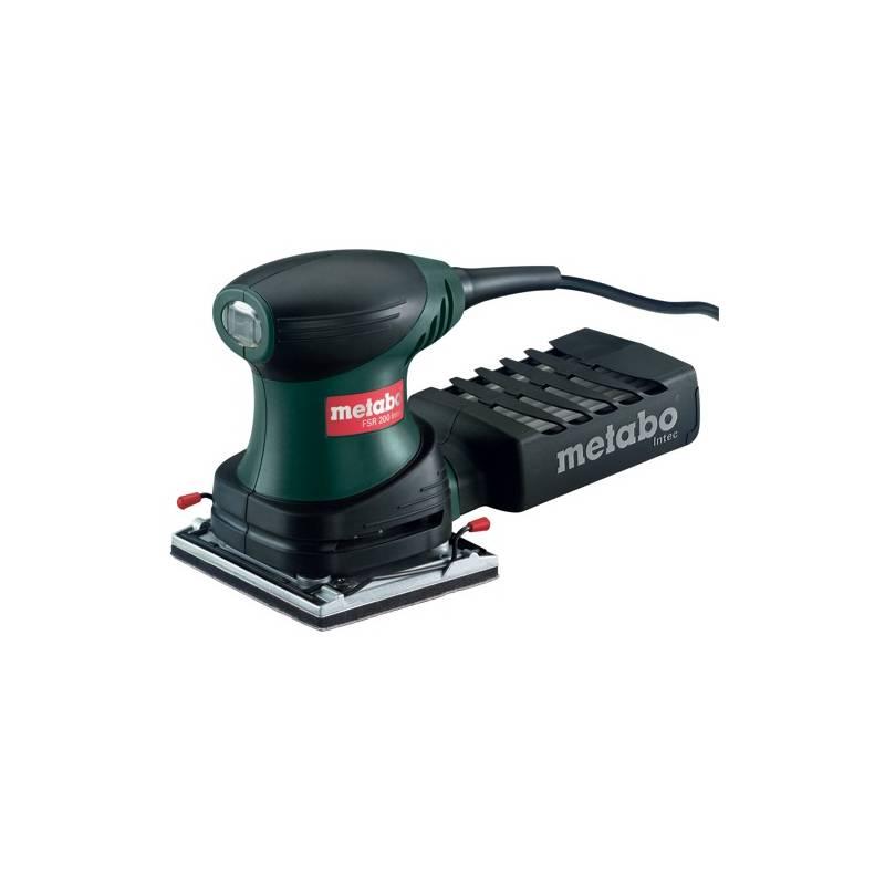 Vibrační bruska Metabo FSR 200 Intec 102mm x 114mm, 200W