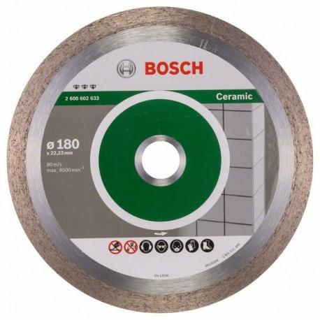 Diamantový kotouč Bosch Ceramic 180mm 2608602633