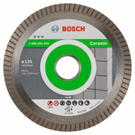Diamantový kotouč Bosch Ceramic 125mm 2608602479