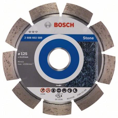 Diamantový kotouč Bosch Stone 125mm 2608602589