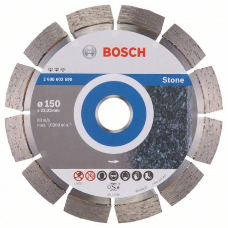 Diamantový kotouč Bosch Stone 150mm 2608602590