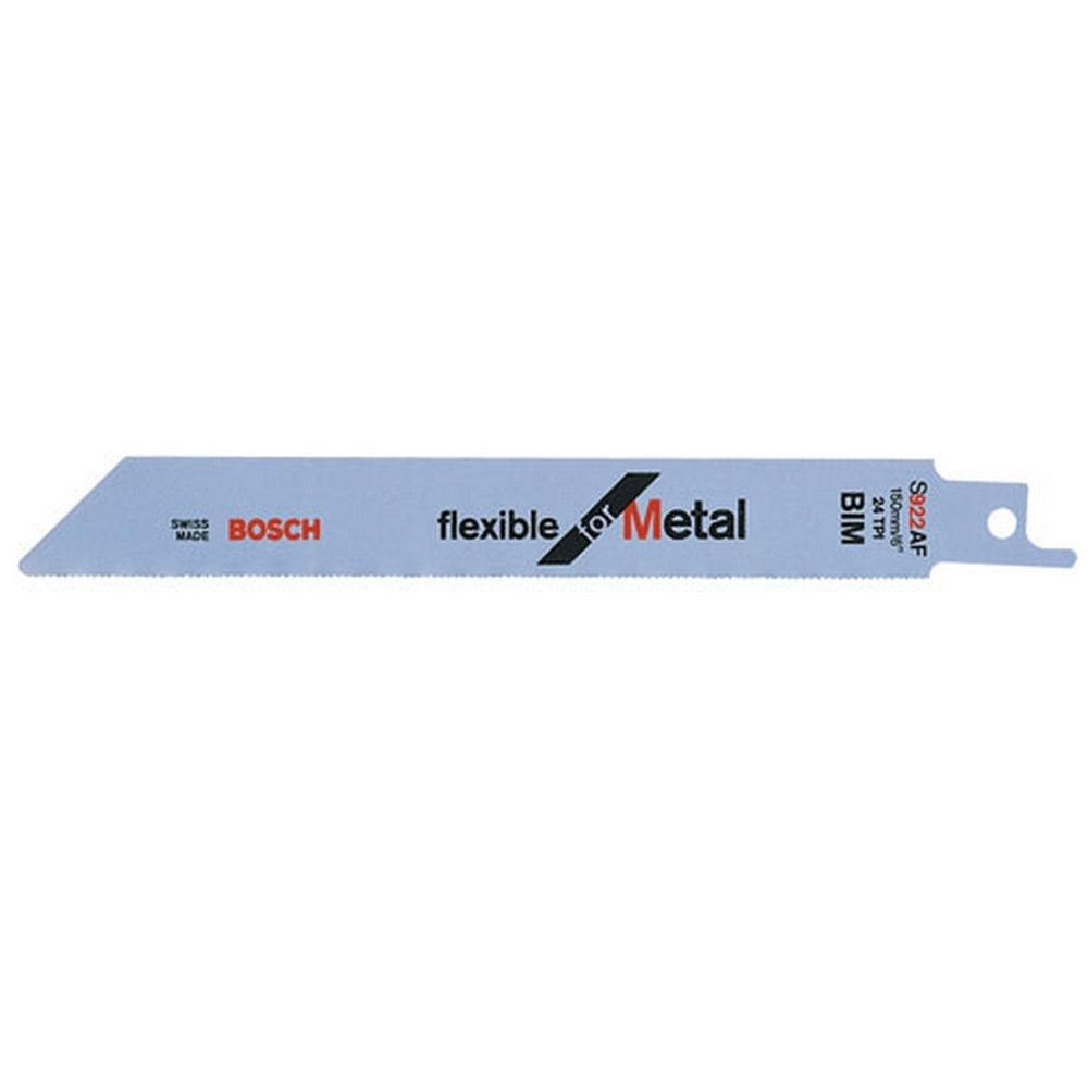 Pilový plátek do pily ocasky S 922 AF Flexible for Metal
