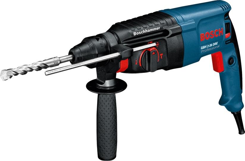 Vrtací kladivo Bosch GBH 2-26 DRE Professional