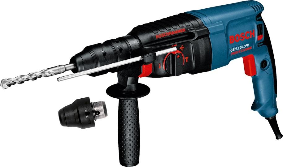 Vrtací kladivo Bosch GBH 2-26 DFR Professional