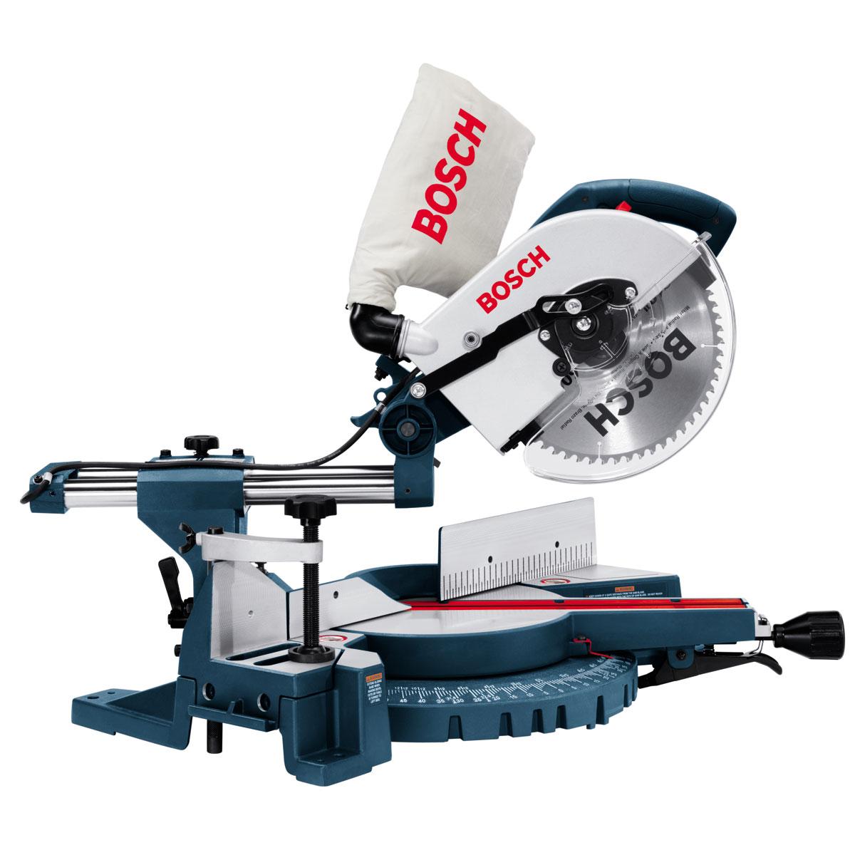 Pokosová pila se zákluzem Bosch GCM 10 S Professional