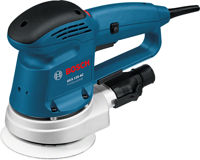 Excentrická bruska Bosch GEX 125 AC Professional