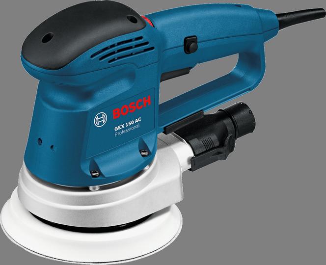 Excentrická bruska Bosch GEX 150 AC Professional