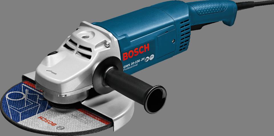 Úhlová bruska Bosch GWS 20-230 JH Professional