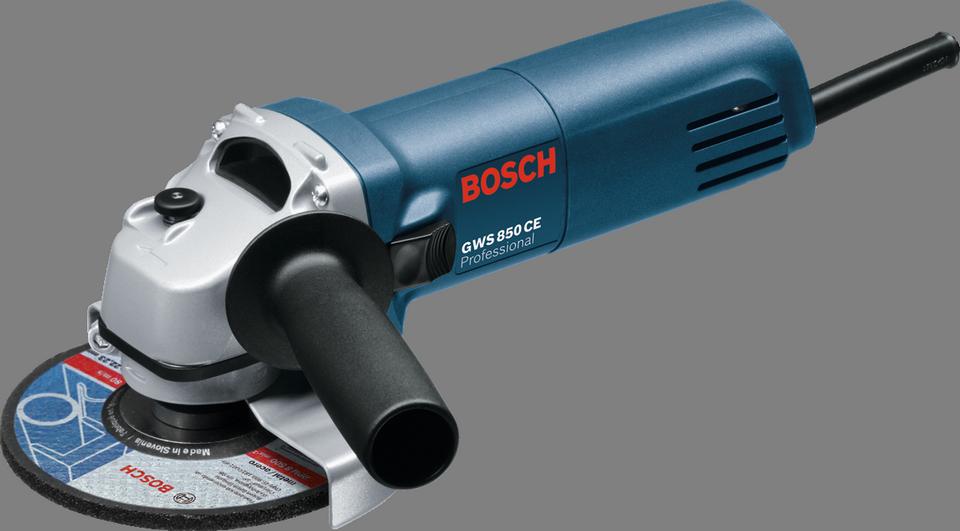 Úhlová bruska Bosch GWS 850 CE Professional