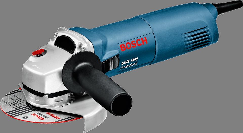 Úhlová bruska Bosch GWS 1400 Professional