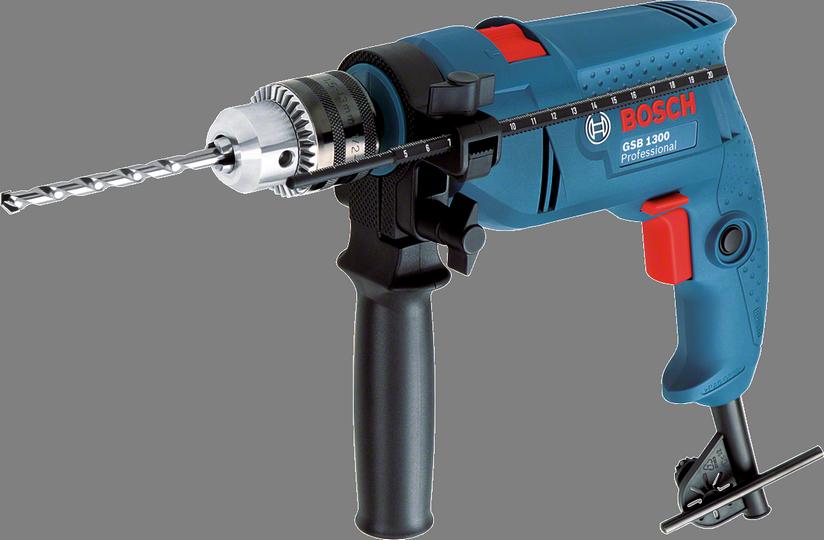 Příklepová vrtačka Bosch GSB 1300 Professional