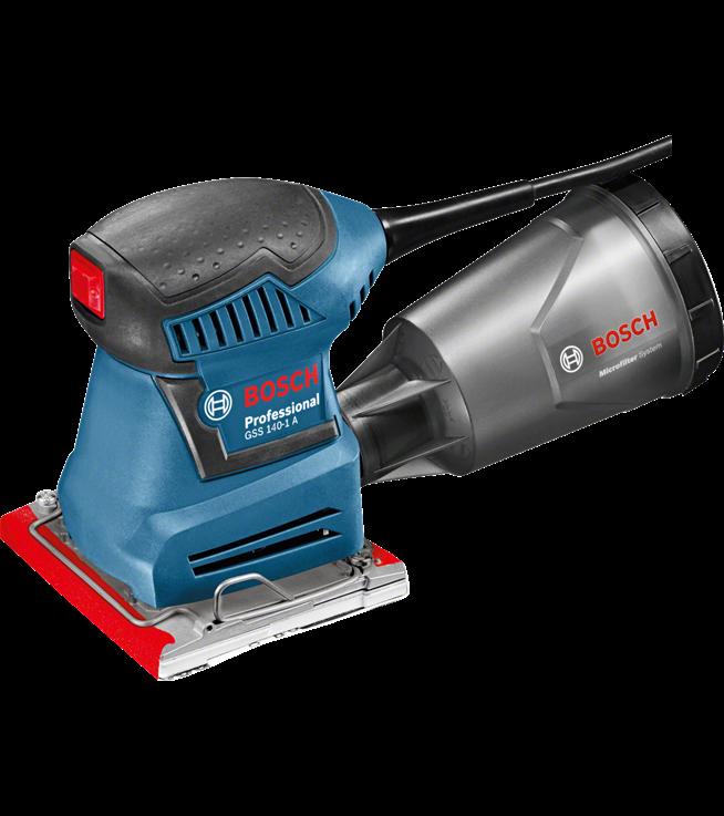 Vibrační bruska Bosch GSS 140-1 A Professional