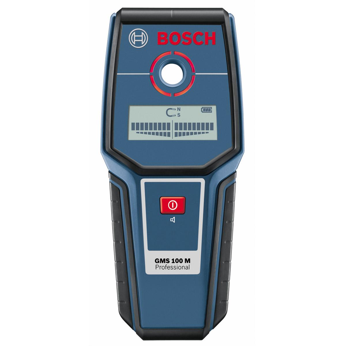 Univerzální detektor kovů Bosch GMS 100 M Professional