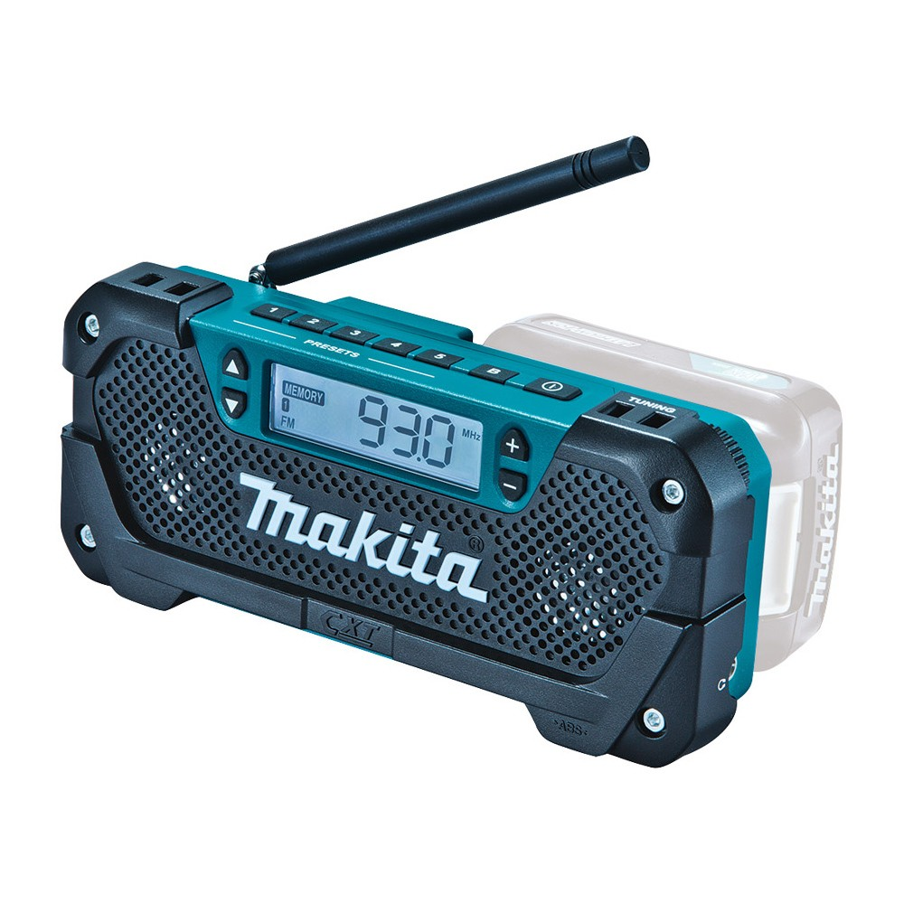 Aku rádio Makita MR052 10,8V CXT