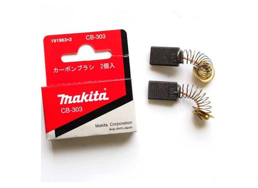 Uhlíky Makita CB-303
