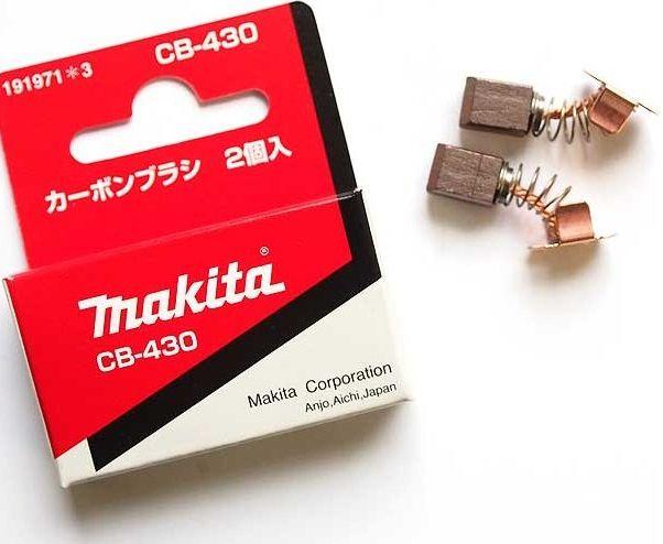 Uhlíky Makita CB-430