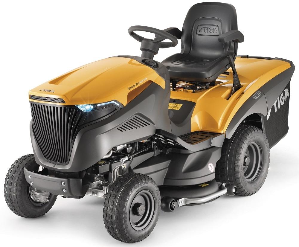 Zahradní traktor Stiga Estate Pro 9122 XWS, 4WD
