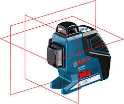 Liniový laser GLL 3-80 C + BT150 Bosch