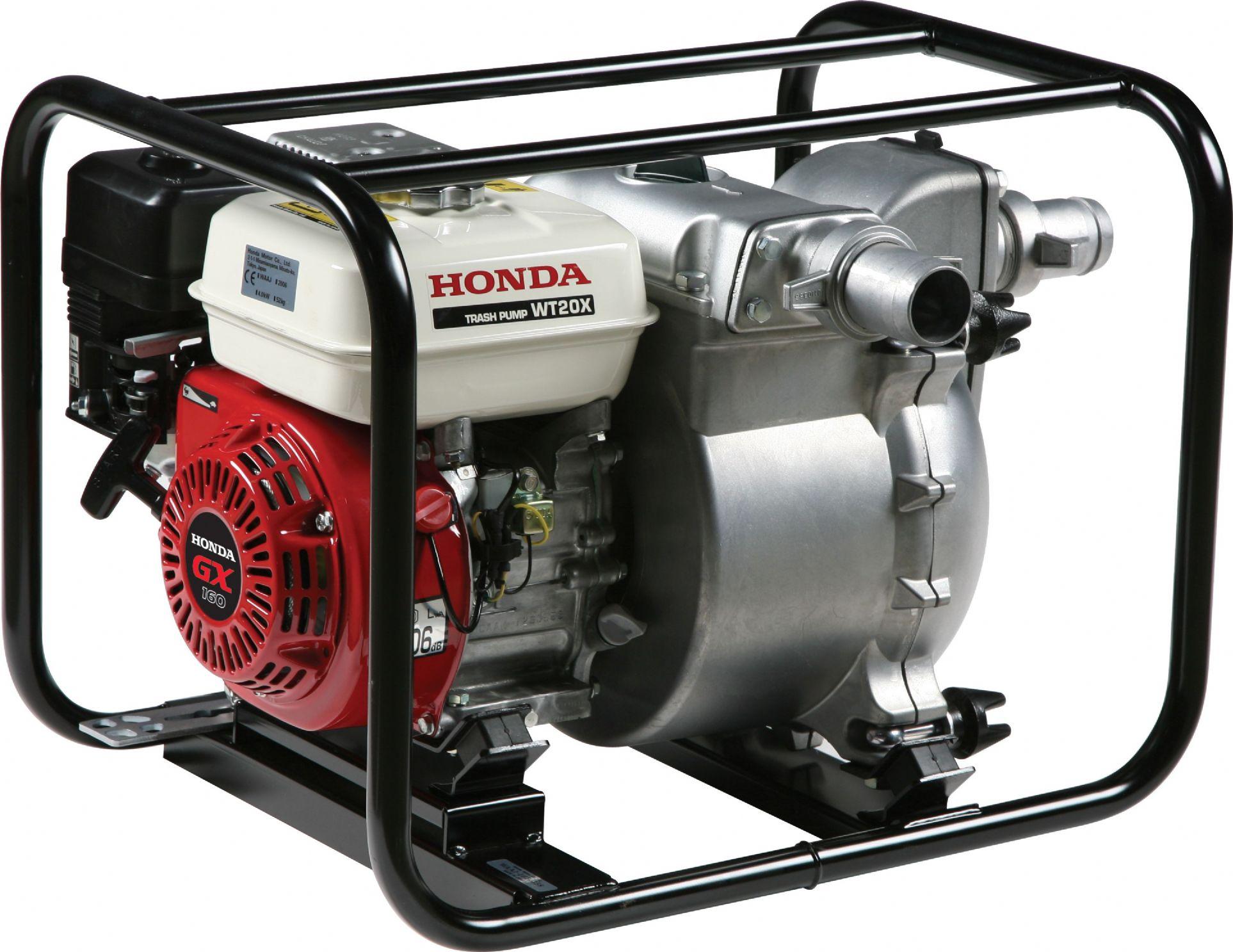 Motorové Kalové čerpadlo Honda WT 20