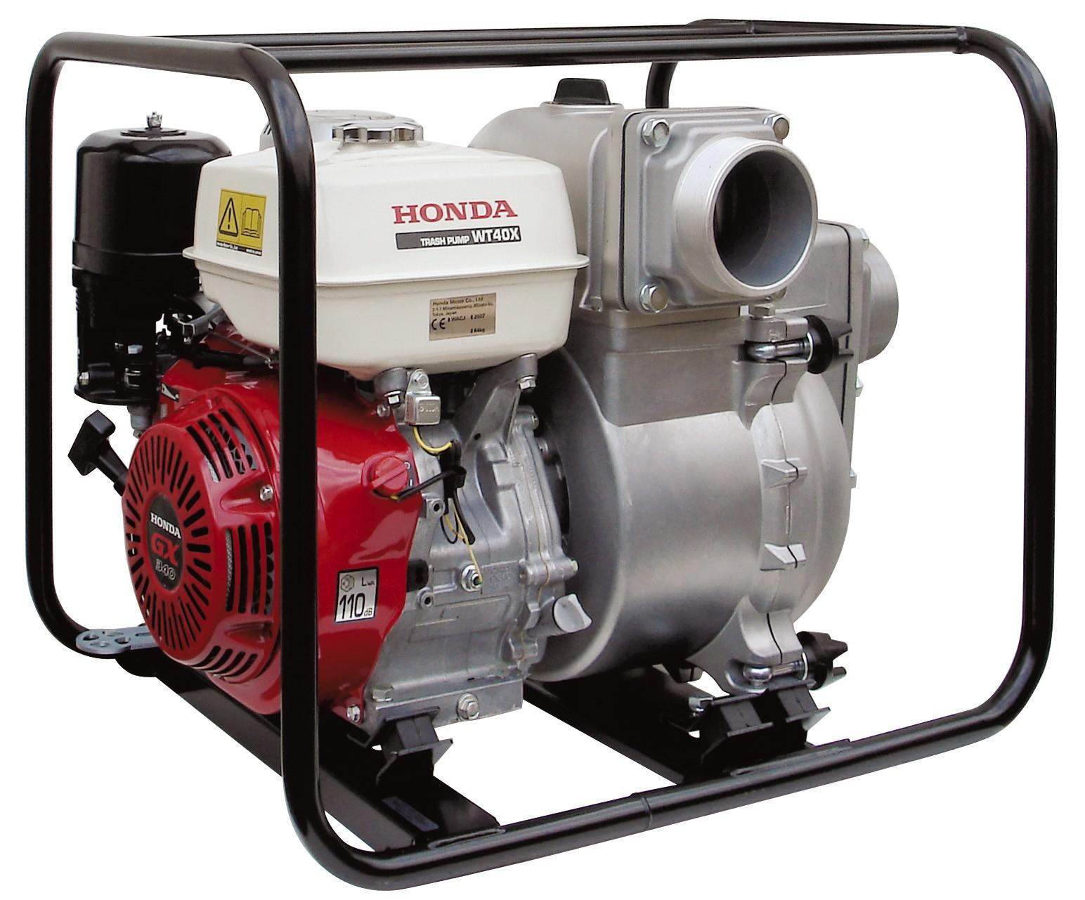 Motorové Kalové čerpadlo Honda WT 40