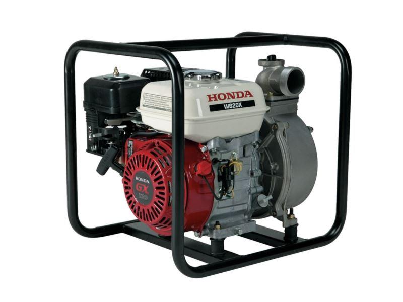Motorové Vysokotlaké čerpadlo Honda WB 20